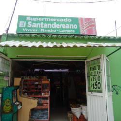 Supermercado El Santandereano Calle 9 en Bogotá