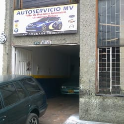 Autoservicio MV en Bogotá