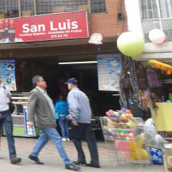 Restaurante y Salsamentería San Luis en Bogotá