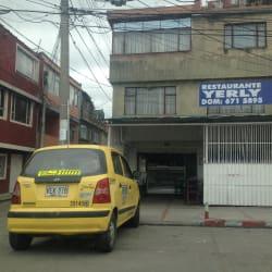 Restaurante Yerly en Bogotá