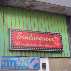 Restaurante Chino Fu Lu Shou en Bogotá