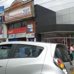 Aser Afiliaciones  en Bogotá