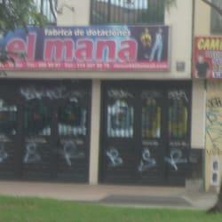 Dotaciones El Mana en Bogotá