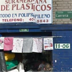 Suramericana de Plásticos en Bogotá