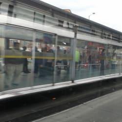Estación Olaya en Bogotá