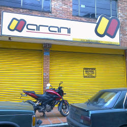 Lujos Arani en Bogotá