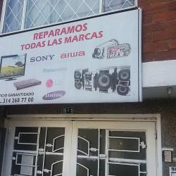Servicio Técnico Calle 132 en Bogotá
