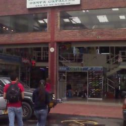 Centro Comercial Santa Catalina en Bogotá