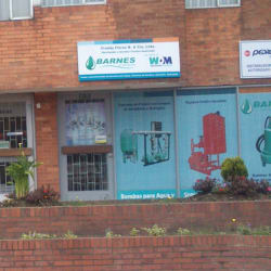 Freddy Flores y Cia Ltda en Bogotá