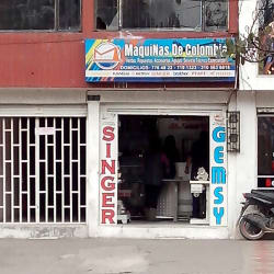 Máquinas de Colombia  en Bogotá