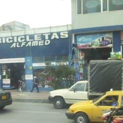 Alfamed en Bogotá