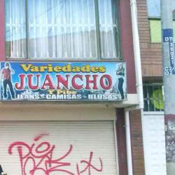 Variedades Juancho en Bogotá
