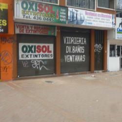 Oxisol Extintores en Bogotá