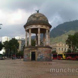 Parque de los Periodistas  en Bogotá