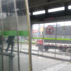 Estación Prado en Bogotá