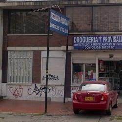 Droguería Provisalud en Bogotá