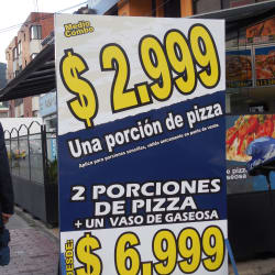 Pizza Pizza Cedritos en Bogotá