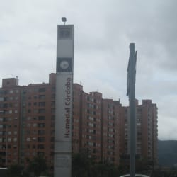 Estación Humedal Córdoba en Bogotá