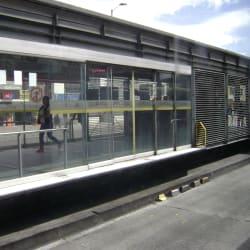 Estación Quiroga en Bogotá