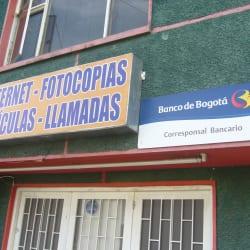 Internet Fotocopias Calle 135A con 94 en Bogotá