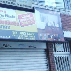 Outlet De Pisos y Cortinas Alkala en Bogotá