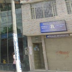 Centro Del Balón en Bogotá