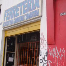 Ferretería Avenida Caracas con 44C en Bogotá