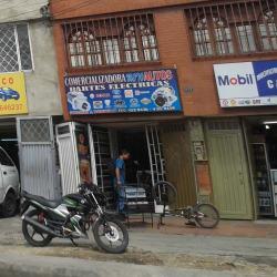 Comercializdora Motoautos en Bogotá