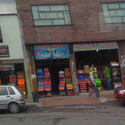 El Mundo de las Ranas y Las Rockolas en Bogotá