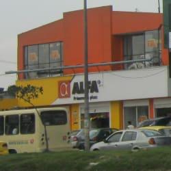 Alfa Venecia en Bogotá