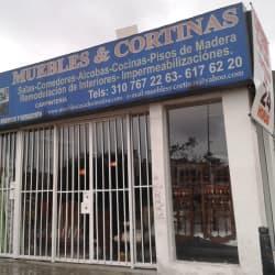 Casa Decorativa Muebles y Cortinas en Bogotá