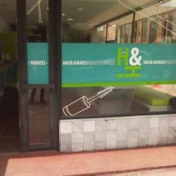 Peluquería H&H Calle 79 en Bogotá
