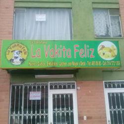 Salsamentaria La Vakita Feliz en Bogotá