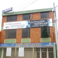 Salón de Eventos y Convenciones Los Andes en Bogotá