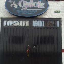 Comidas Rápidas y Pizzería Quick en Bogotá