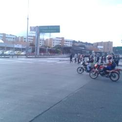 Estación Niza Calle 127 en Bogotá