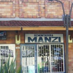Remontadora Manzi Carrera 92 con 145 en Bogotá