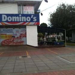 Domino's Pizza Cedritos en Bogotá