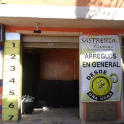 Sastrería Carisma en Bogotá