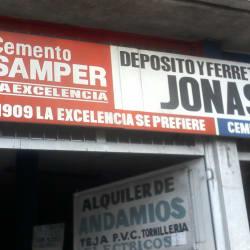 Depósito y Ferretería Jonas en Bogotá