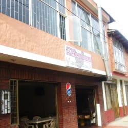 Restaurante La Gallina Dorada en Bogotá