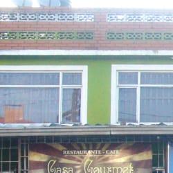 Restaurante Casa Gourmet en Bogotá