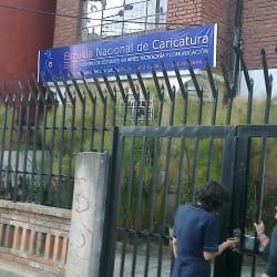 Corporación Escuela Nacional de Caricatura y Comunicación Gráfica en Bogotá