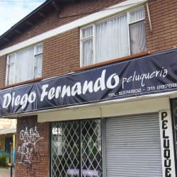 Peluquería Diego Fernando en Bogotá