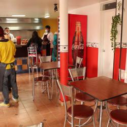 Restaurante La Terraza de Victor en Bogotá
