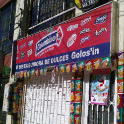 Distribuidora de Dulces Golos'in en Bogotá