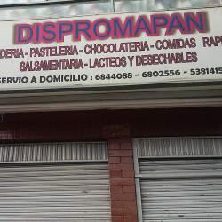 Dispromapan en Bogotá