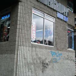 Underground Tattoo Shop en Bogotá