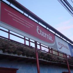 Coval en Bogotá