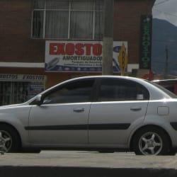 Exostos - Amortiguadores en Bogotá